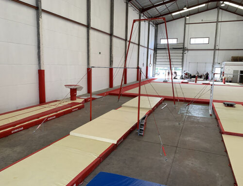 Canarias: Sala de gimnasia Club Olimpus Zeus