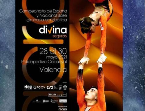 Valencia 2021: Campeonato de España Acrosport